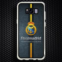 Funda Galaxy S8 Plus real madrid