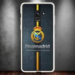 Funda Galaxy A8 2018 real madrid