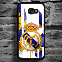 Funda Galaxy A5 2017 escudo real madrid