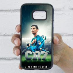 Funda Galaxy S7 cr7 chilena histórica