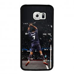 Funda Galaxy S6 Edge cr7 gol