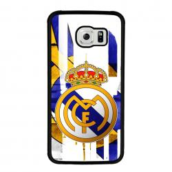 Funda Galaxy S6 Edge cr7 escudo real madrid