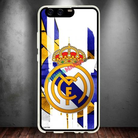 Funda Huawei P10 escudo real madrid