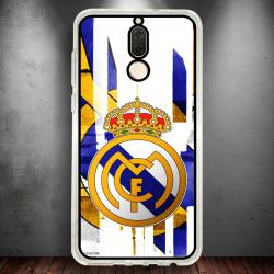 Funda Huawei Mate 10 Lite escudo real madrid