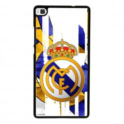 Funda Huawei P8 Lite escudo real madrid