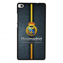 Funda Huawei P8 Lite real madrid