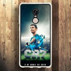 Funda Xiaomi Redmi Note 4 cr7 chilena histórica