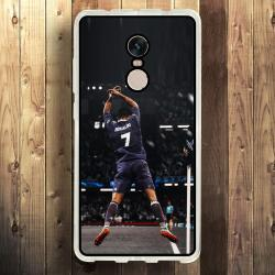 Funda Xiaomi Redmi Note 4 cr7 gol