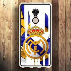 Funda Xiaomi Redmi Note 4 escudo real madrid