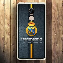Funda Xiaomi Redmi Note 4 real madrid