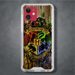 Funda Iphone 11 harry potter escudo