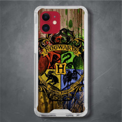 Funda Iphone 12 harry potter escudo