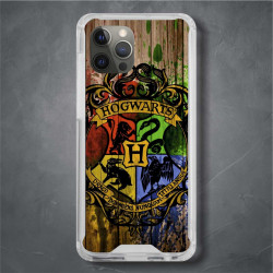 Funda Iphone 12 Pro Max harry potter escudo