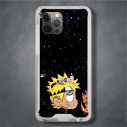Funda Iphone 12 Pro Max naruto espacio
