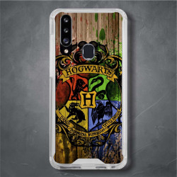 Funda Galaxy A20s harry potter escudo