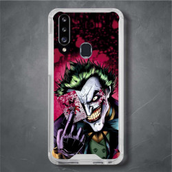 Funda Galaxy A20s joker carta