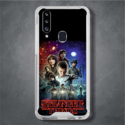 Funda Galaxy A20s stranger things