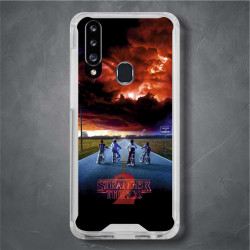 Funda Galaxy A20s stranger things 2
