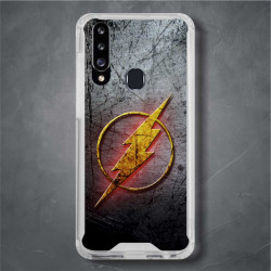Funda Galaxy A20s the flash