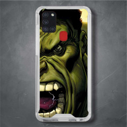 Funda Galaxy A21s hulk