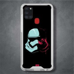 Funda Galaxy A21s star wars stormtrooper