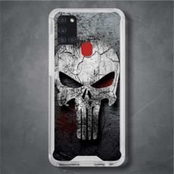 Funda Galaxy A21s the punisher