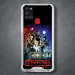 Funda Galaxy A21s stranger things