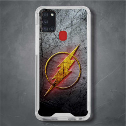 Funda Galaxy A21s the flash