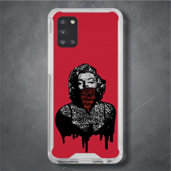 Funda Galaxy A31 inspire marylin monroe