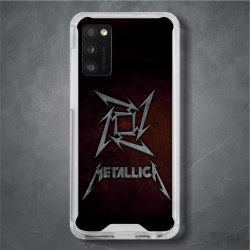 Funda Galaxy A41 metallica