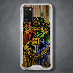 Funda Galaxy A41 harry potter escudo
