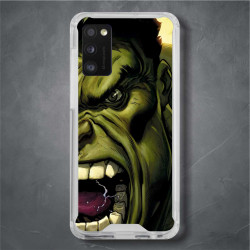 Funda Galaxy A41 hulk