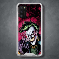 Funda Galaxy A41 joker carta