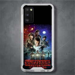 Funda Galaxy A41 stranger things