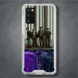 Funda Galaxy A41 stranger things mundo del reves