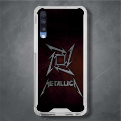 Funda Galaxy A70 metallica