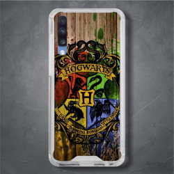 Funda Galaxy A70 harry potter escudo