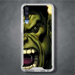 Funda Galaxy A70 hulk