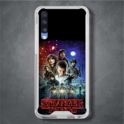 Funda Galaxy A70 stranger things