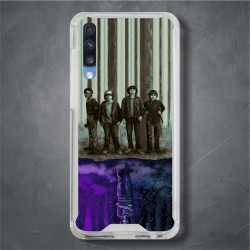 Funda Galaxy A70 stranger things mundo del reves