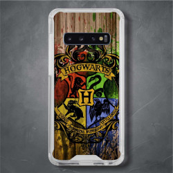 Funda Galaxy S10 Plus harry potter escudo