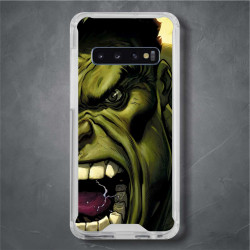 Funda Galaxy S10 Plus hulk
