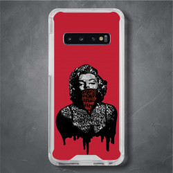 Funda Galaxy S10 Plus inspire marilyn monroe