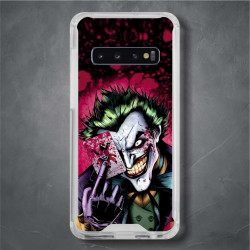 Funda Galaxy S10 Plus joker carta