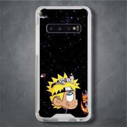 Funda Galaxy S10 Plus naruto espacio
