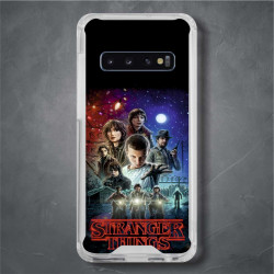Funda Galaxy S10 Plus stranger things