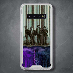 Funda Galaxy S10 Plus stranger things mundo del reves
