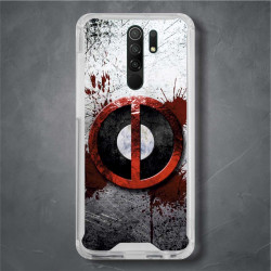 Funda Xiaomi Redmi 9 deadpool logo