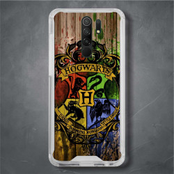 Funda Xiaomi Redmi 9 harry potter escudo