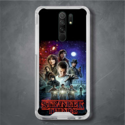 Funda Xiaomi Redmi 9 stranger things